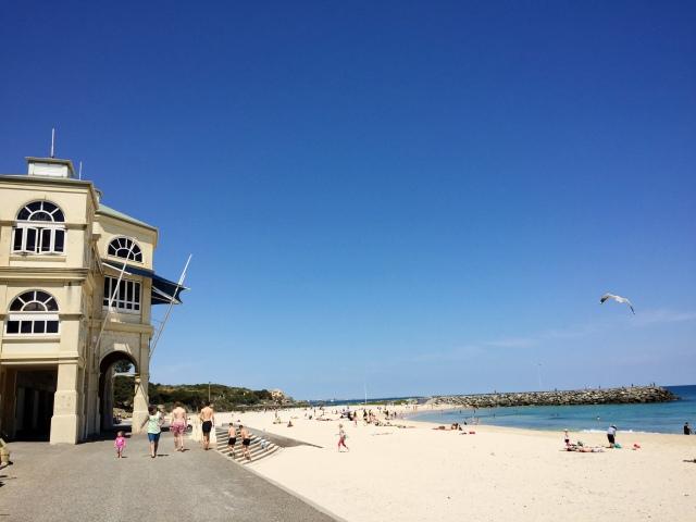 Perth Tourism Western Australia Cottesloe Beach