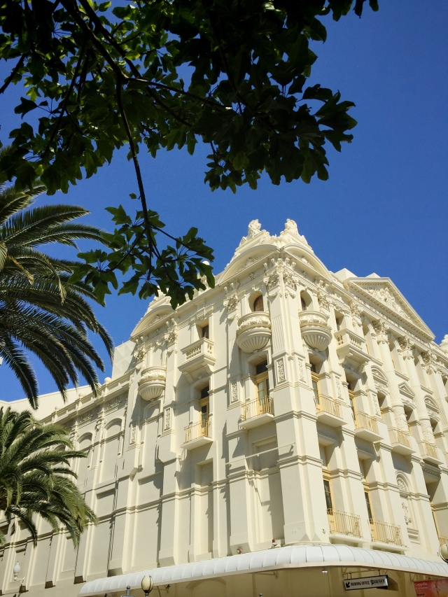 His Majesty's Theatre Perth Western Australia architecture
