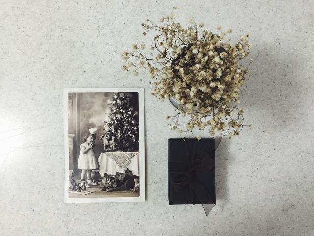 Vintage Secret Santa 2015